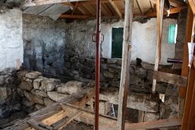 Zomer '15: uitbreken oude vloer