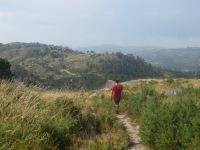 wandeling boven Terreiros