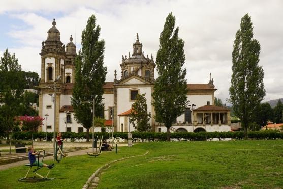 Het klooster van Cabeceiras