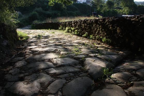 Romeinse weg te Painzela